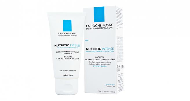 La Roche Posay's Nutritic Intense Range