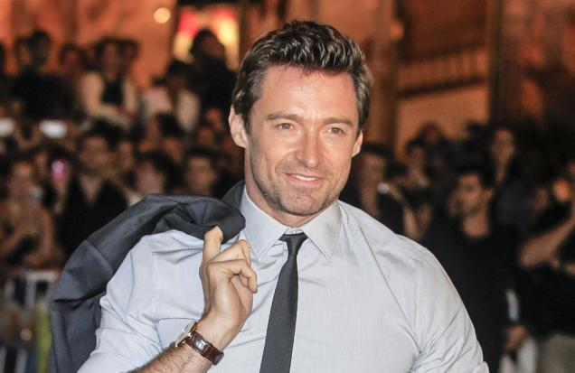 Hugh Jackman take on Peter Pan Blackbeard role