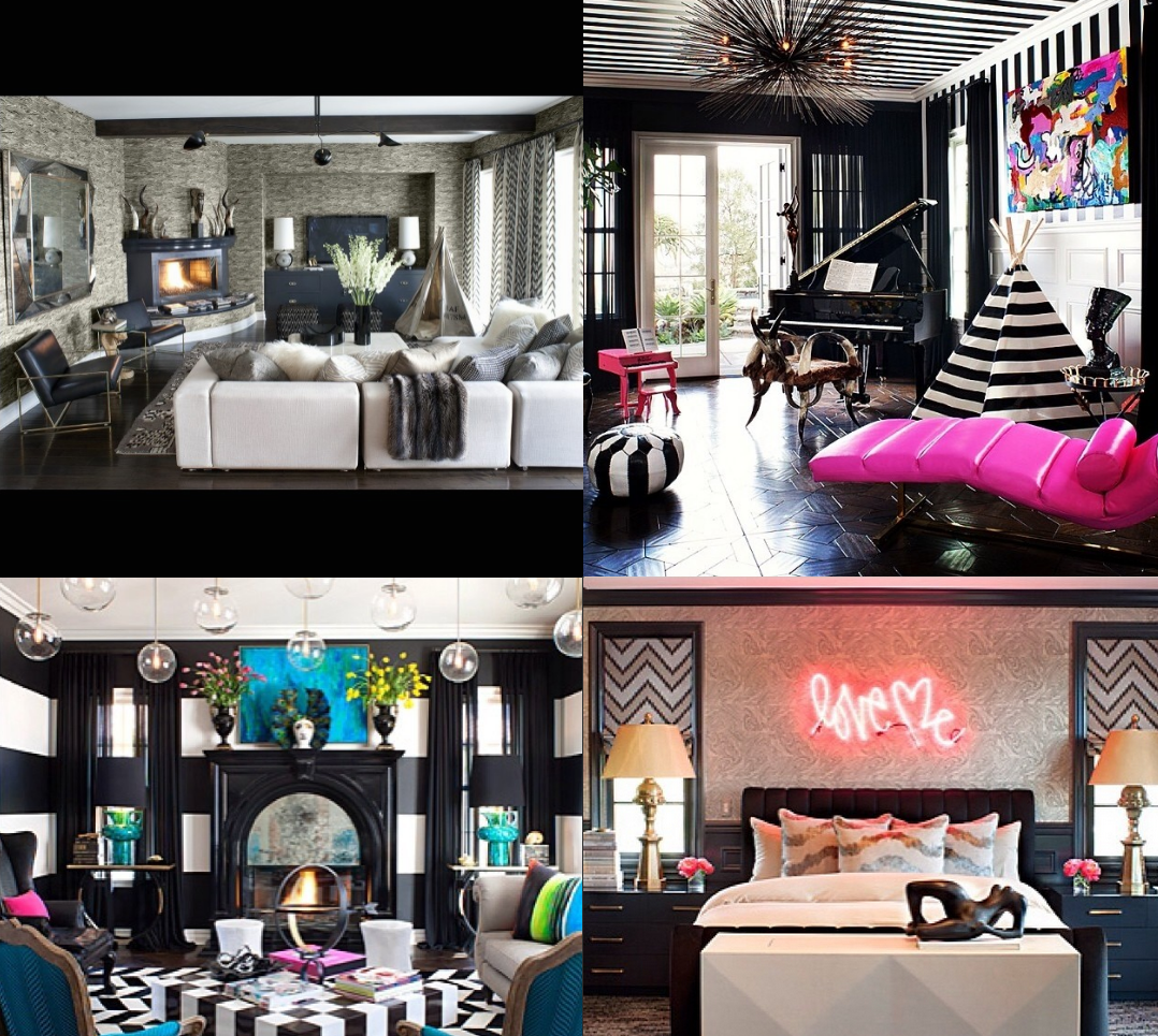 See Inside Kourtney Kardashian S Wonderland House Shemazing