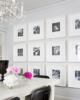 structured frame