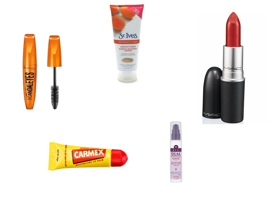 5 beauty products every girl should own