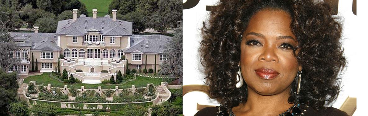 oprah collage