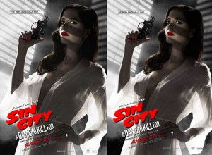 sin city before after