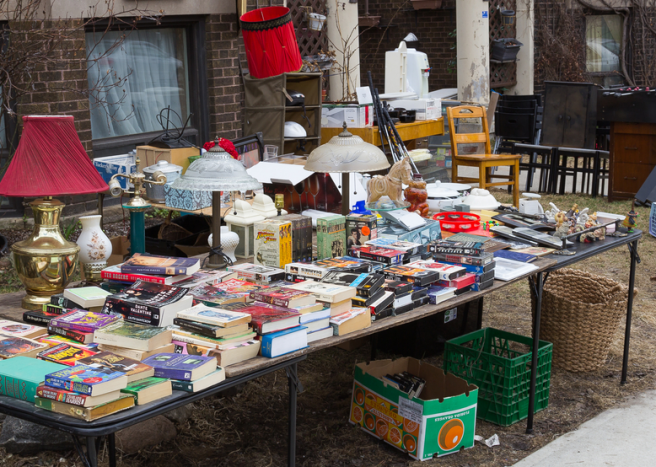 Tricks to picking up the best things at a car boot sale | SHEmazing!