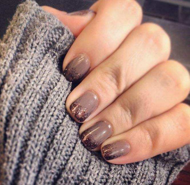 Last Autumn Nail Art Of The Year: Autumn Nail Art