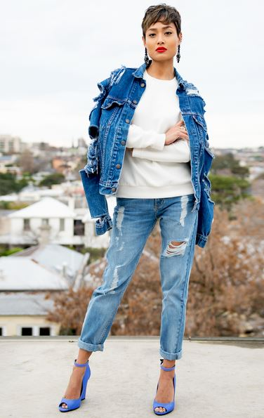 How to wear double denim | SHEmazing!