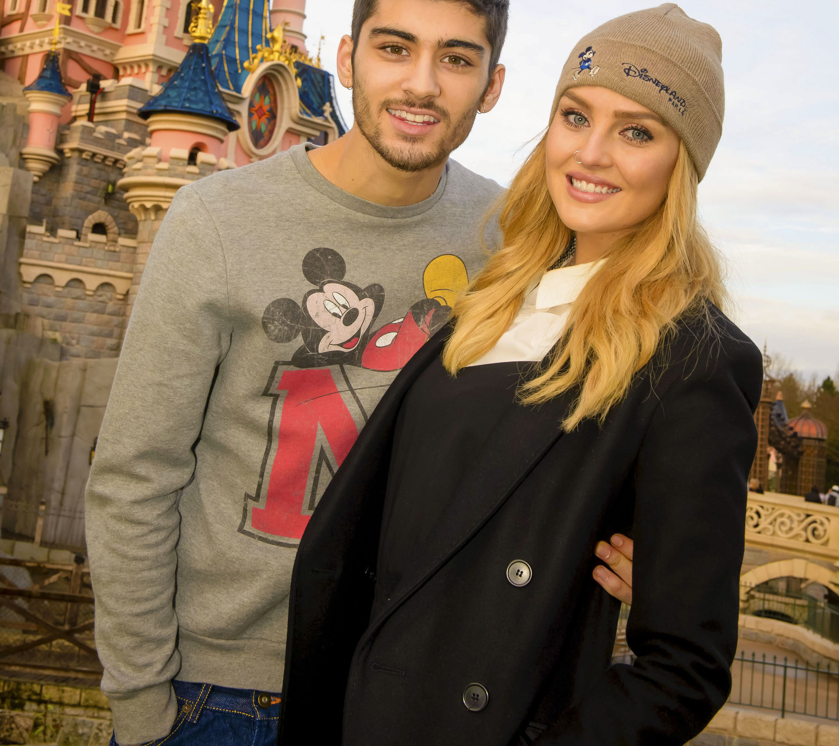 zayn and perrie relationship questions