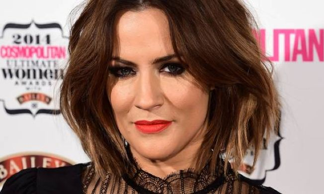 Oops! Caroline Flack left red-faced after major Instagram ...