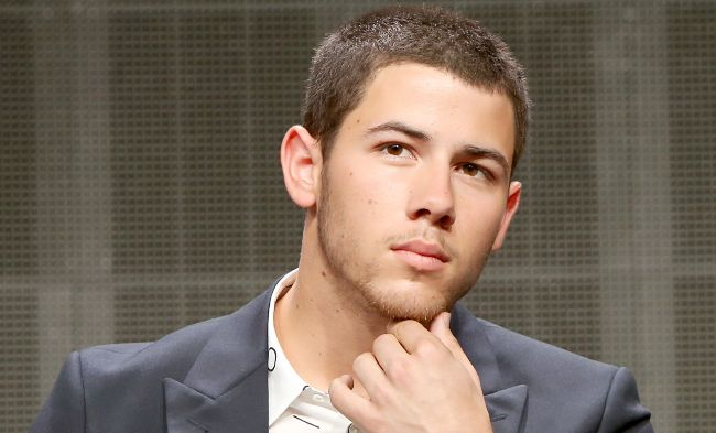 Pleasing Nice Beard Nick Jonas Debuts A Drastic Image Transformation Hairstyle Inspiration Daily Dogsangcom