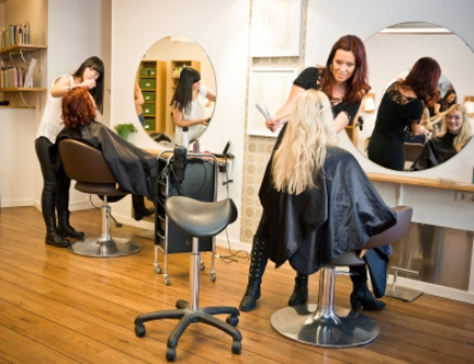 And What If The Stylist Giving You Your Cut Colour Is Owner Of Salon