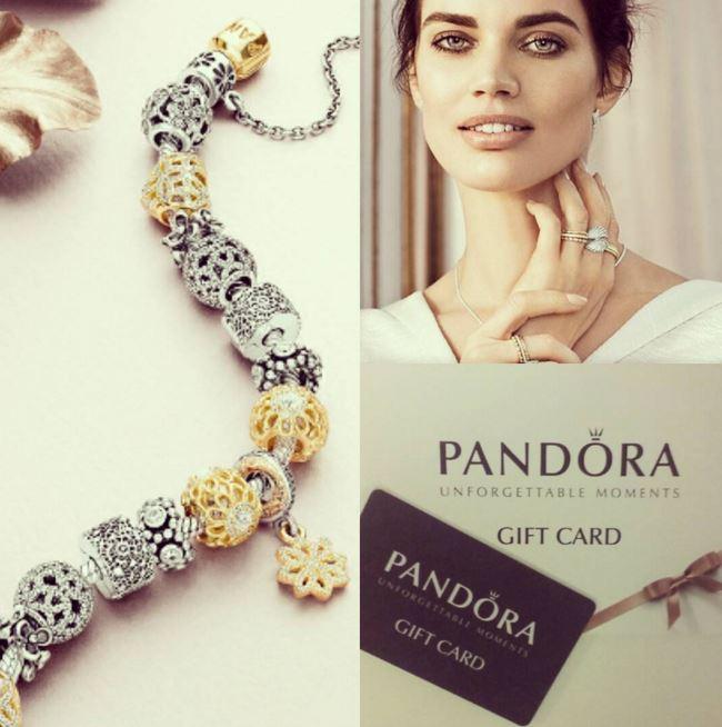 pandora gift card | SHEmazing!