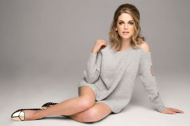Amy Huberman reveals her AW footwear range… and it's totally fab