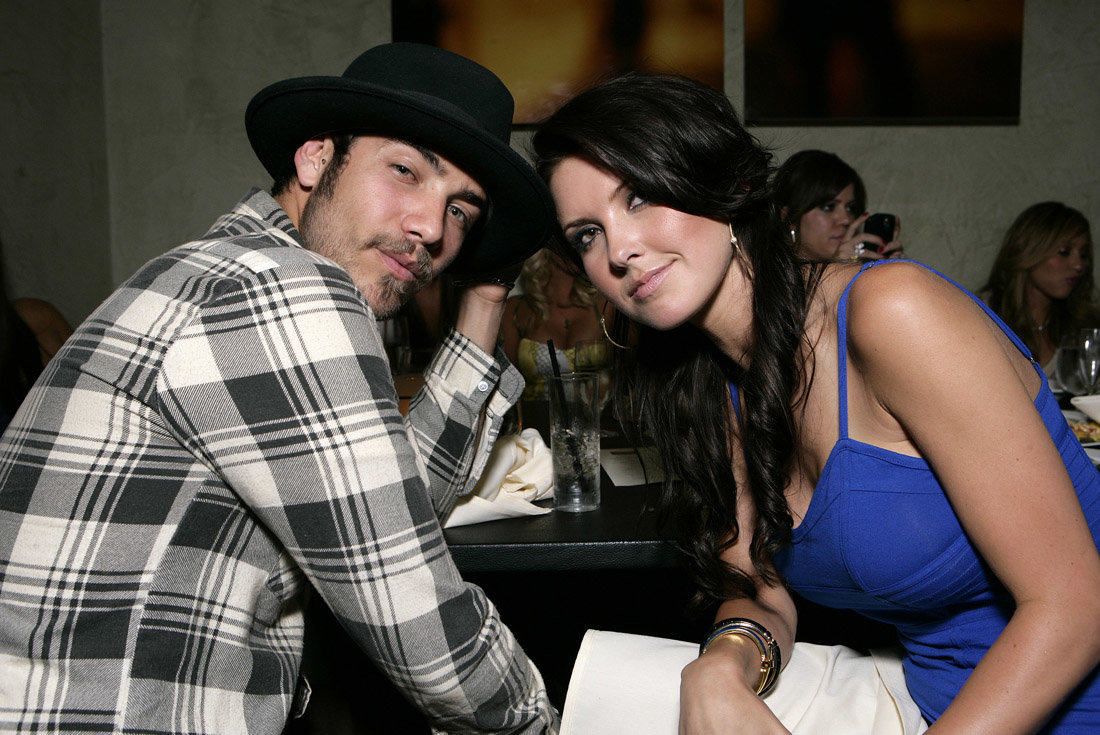 Audrina and jason dating the hills