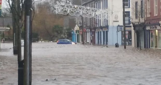 luxury cork hotel makes amazing gesture for storm frank victims
