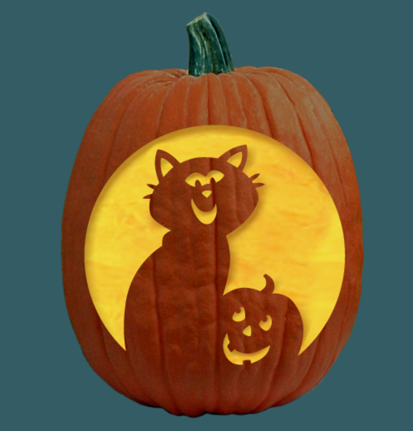 Love it of the best pumpkin carving stencils for
