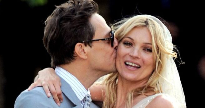 kate moss has been hacked naked wedding photos stolen from her