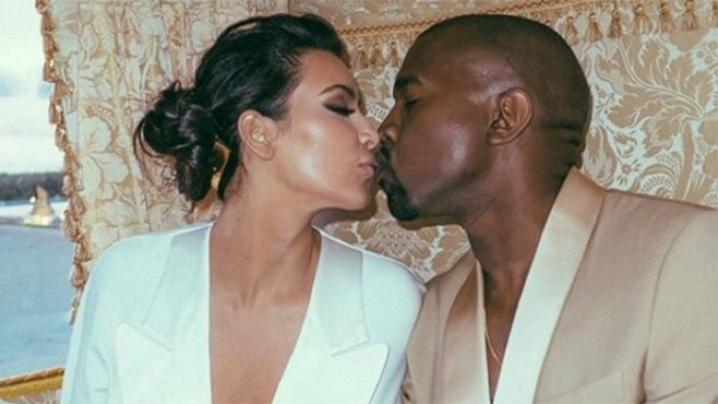 Here's How Kanye West Surprised Kim Kardashian On Their Third Wedding Anniversary