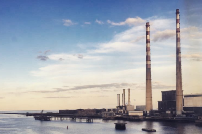 Eleven people hospitalised after incident at Poolbeg Incinerator