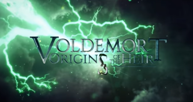 Voldemorts Origin Story Titled