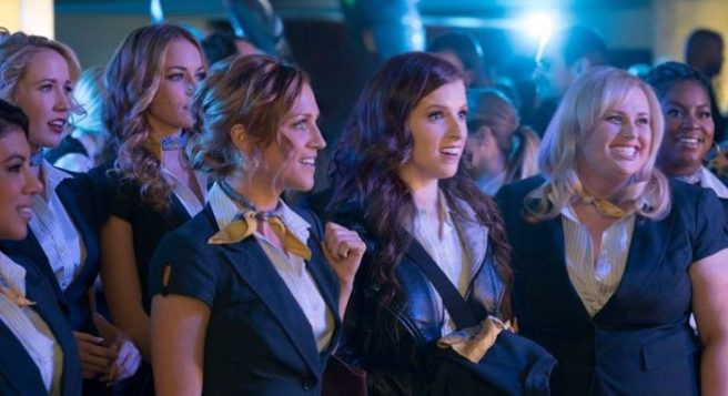 Watch the first trailer for Pitch Perfect 3