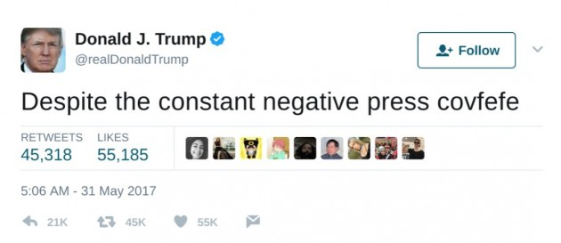 Image result for xiaxue covfefe tattoo