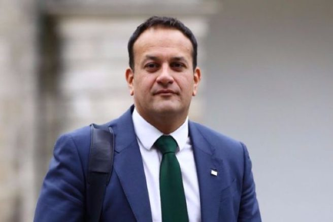 Trump calls Ireland's Varadkar to congratulate him