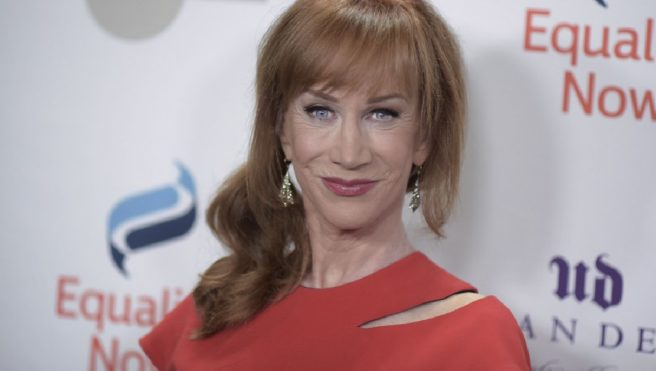 Kathy Griffin cleared over Donald Trump beheading photo