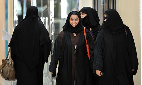 Woman investigated for breaking dress code in Saudi Arabia