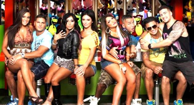 Jersey Shore cast members reunite for mystery project