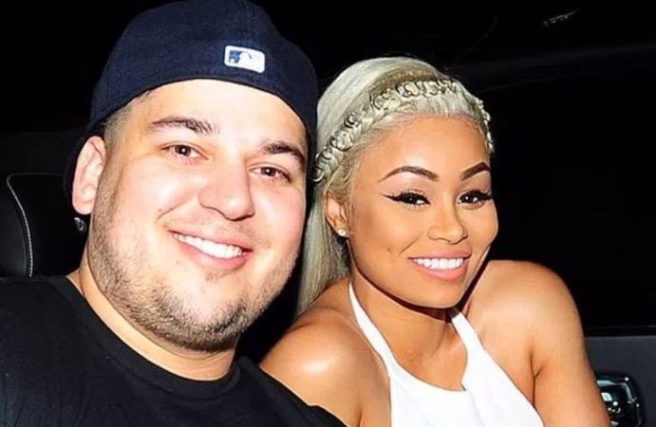 It Looks Like Blac Chyna And Rob Kardashian Are Officially Over