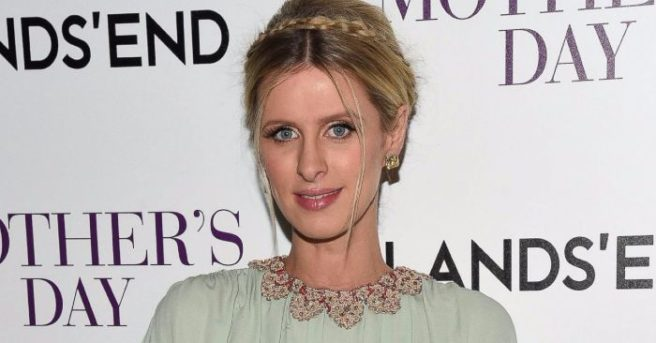 Nicky Hilton 'expecting second bub'