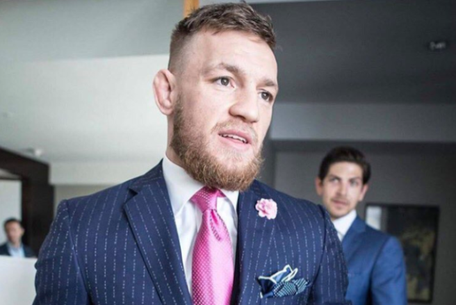 The New Trailer For The Conor McGregor Film