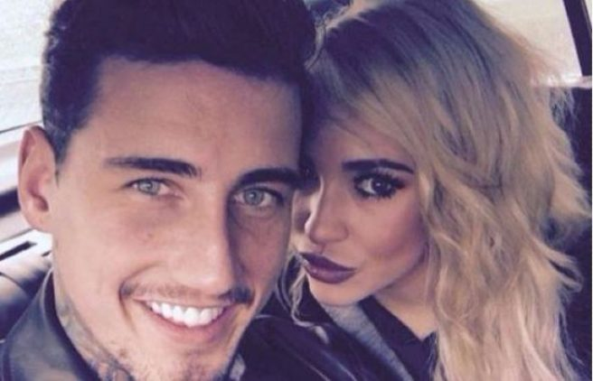 Jeremy McConnell claims Stephanie Davis is pregnant