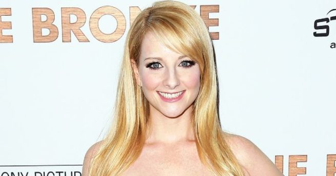 'Big Bang Theory' star, Melissa Rauch pregnant with first child at 37
