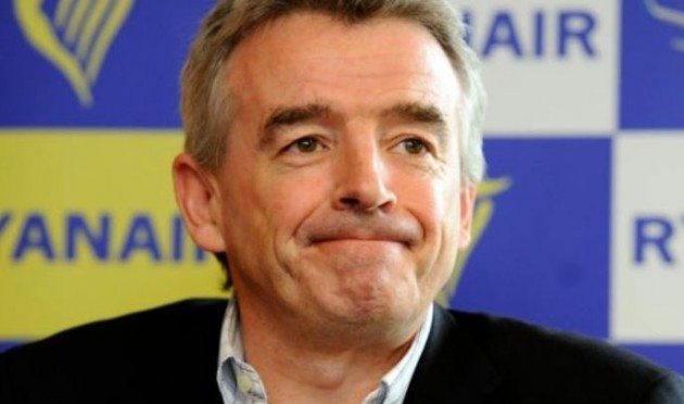 Michael O'Leary tells fliers to 'stop whinging' about not sitting together