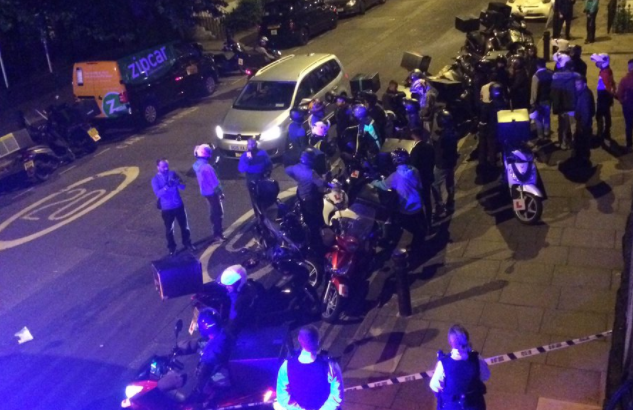 Teen arrested after five acid attacks in London in 90 minutes