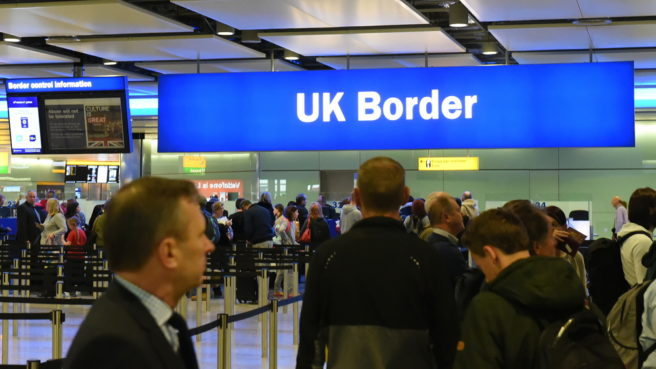 Government's stance on immigration post-Brexit in chaos