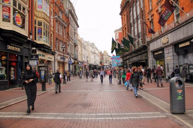 Gardai Investigating Discovery Of Man's Body Found Near Grafton Street This Morning