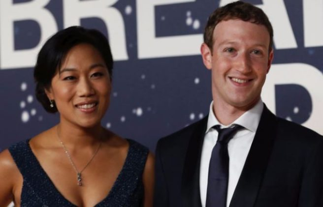 Mark Zuckerberg and wife welcome second daughter