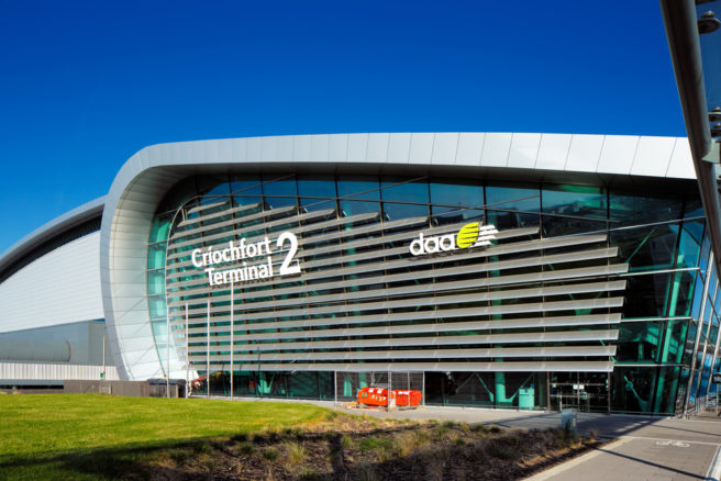 Dublin airport will introduce 'e-gates' to speed up passport checks