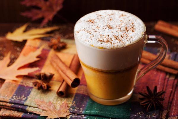 There's Pumpkin Spice Latte Deodorant, So Your Armpits Can Smell Like Fall