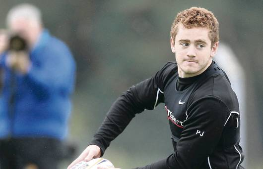 Irish fly-half Paddy Jackson denies rape allegation
