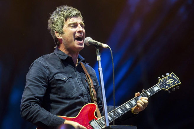 Watch Noel Gallagher's Tearful Performance at Manchester Arena Reopening