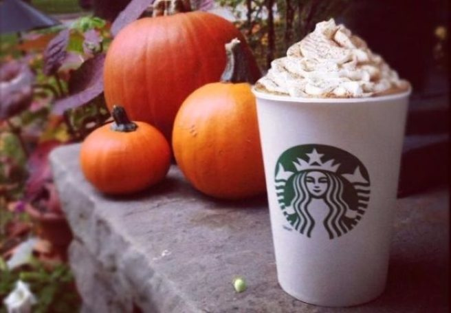 Starbucks' PSL Has Returned and It's Officially Pumpkin Spice Latte Season