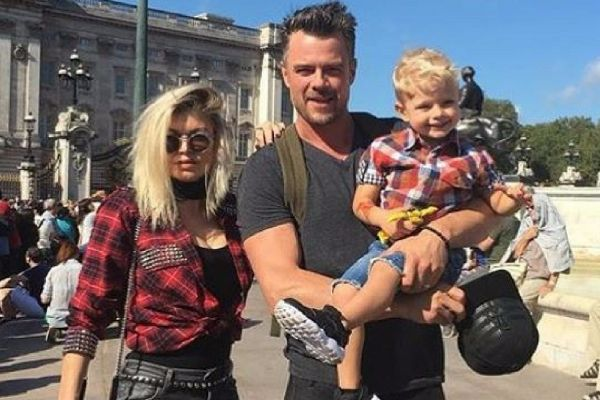 Fergie & Josh Duhamel Splitsville After 8-Year Marriage