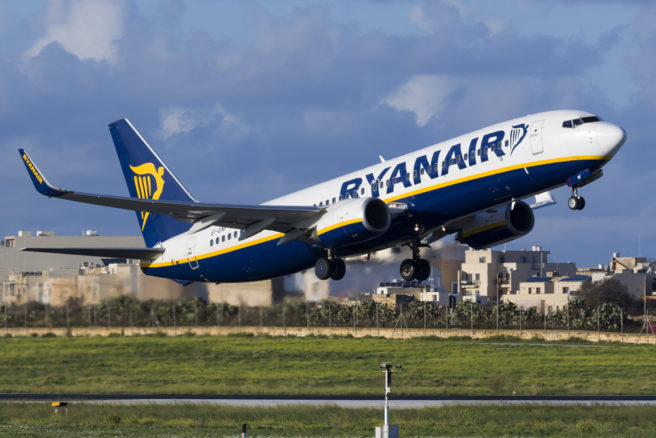 9 airports most affected by Ryanair's flight cancellations