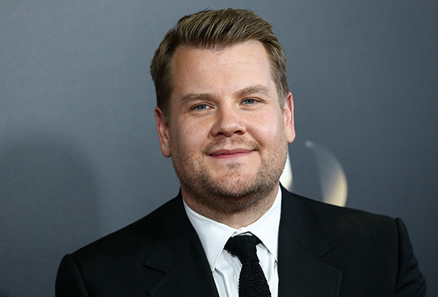 James Corden's Harvey Weinstein jokes bring laughs and groans to gala event