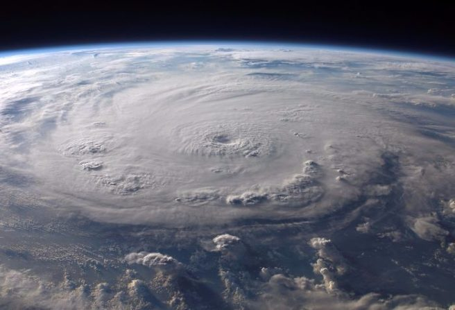 Category 1 Hurricane Ophelia grows stronger in Atlantic Ocean