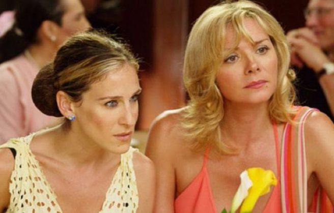 Kim Cattrall on SATC3 tension:
