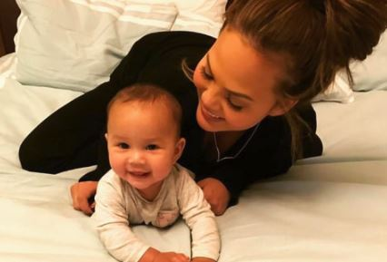Chrissy Teigen's Video of Luna Talking Will Bring You So Much Joy